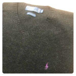 Polo by Ralph Lauren Wool Sweater Vest